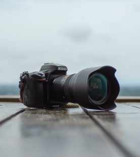 Leer zelf je camera instellen