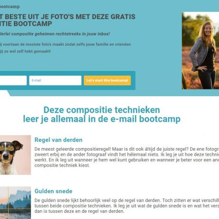 Compositie bootcamp